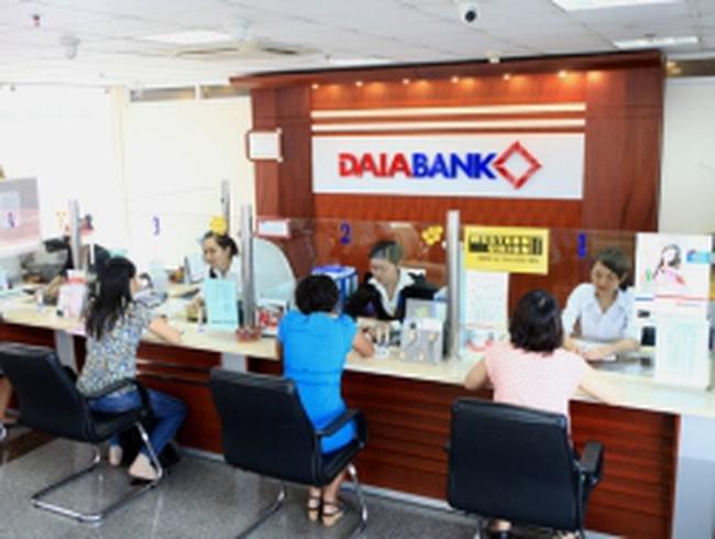 Tổng tài sản của ngân hàng Đại Á giảm 19% trong năm 2012