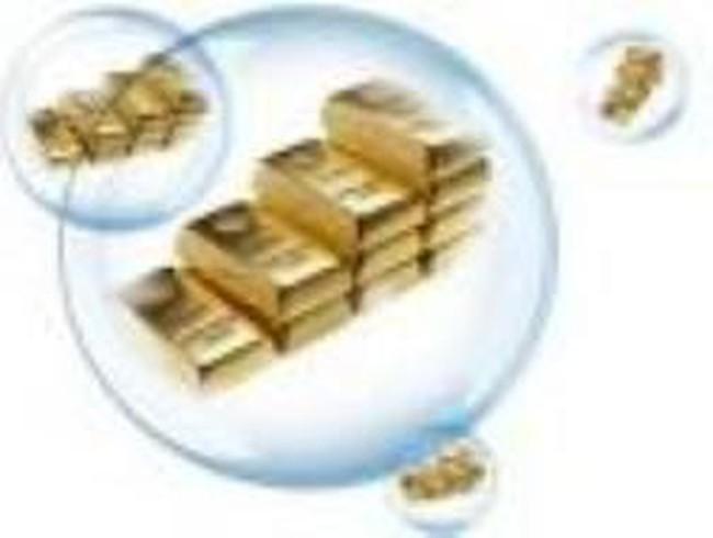 """""""Bong bóng"""" vàng sắp vỡ, giá có thể xuống dưới 1.400 USD/ounce vào cuối năm"""