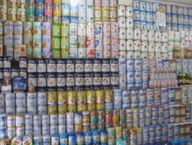 Hãng sữa mua chuộc nhân viên y tế