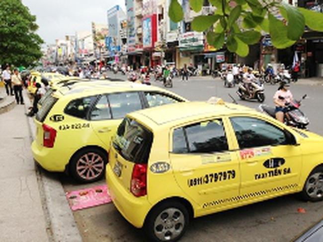 Taxi Đà Nẵng tăng giá cước