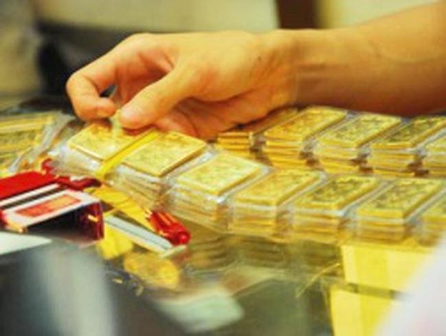 NHNN tiếp tục chào bán 40.000 lượng vàng trong phiên đấu thầu ngày 18/4