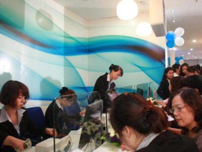 OceanBank tiếp tục khai trương PGD theo nhận diện thương hiệu mới
