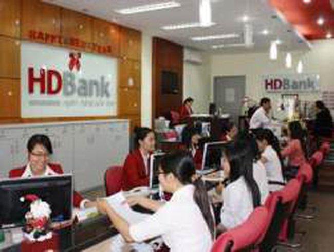 HDBank lãi ròng 326 tỷ đồng trong năm 2012