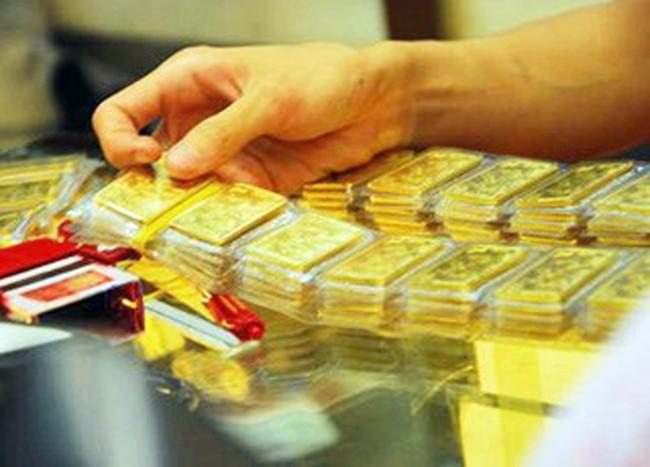 Phiên đấu thầu thứ 6: NHNN bán được 40.000 lượng vàng