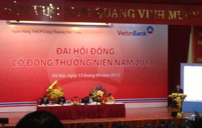 Chủ tịch Vietinbank trả lời về dư nợ của Vinalines và DNNN