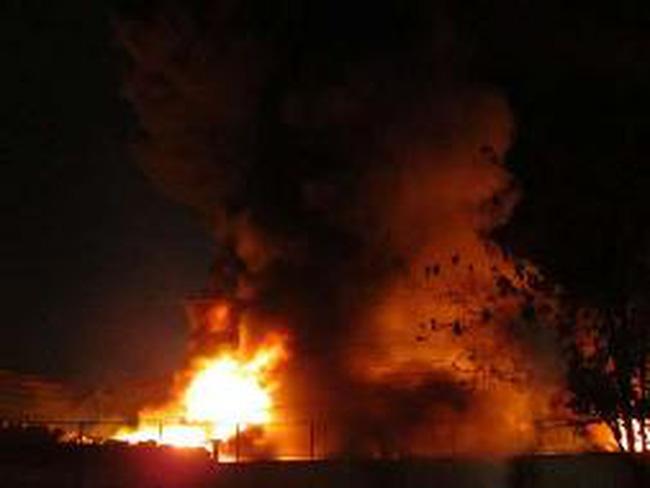 Cơ quan công an công bố thông tin ban đầu về vụ cháy Tổng kho Sacombank