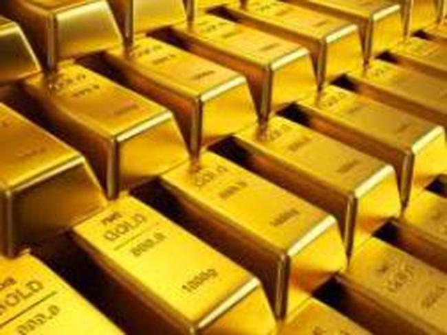 Giá vàng thế giới hồi phục