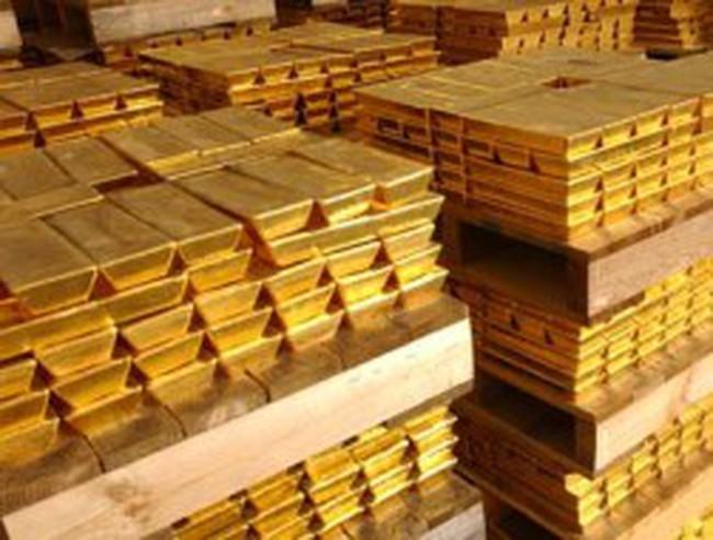 SPDR đã bán gần 90 tấn vàng trong tháng 4