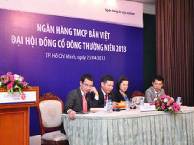 ĐHCĐ Ngân hàng Bản Việt: Ông Lê Anh Tài được bầu bổ sung vào HĐQT