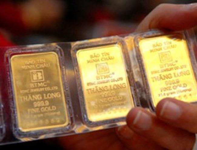 Xuất - nhập vàng phải minh bạch