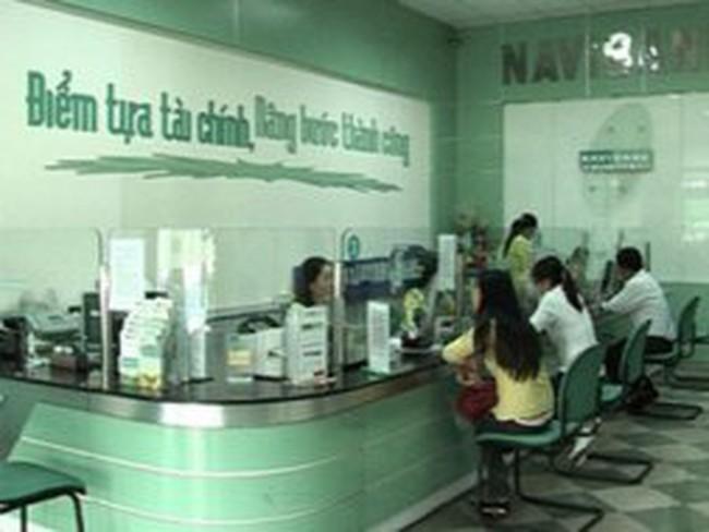 LNTT của Navibank năm 2012 đạt 3,5 tỷ đồng