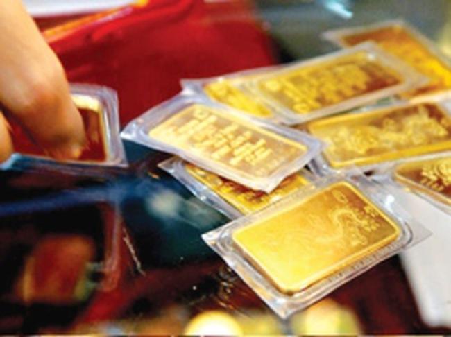14.800 lượng vàng đấu thầu thành công trong phiên 4/10
