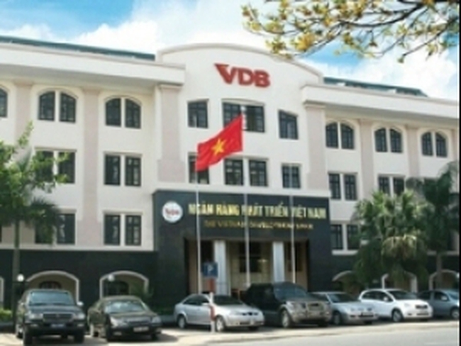 Vốn điều lệ của VDB sẽ đạt 20.000 tỷ đồng vào năm 2015