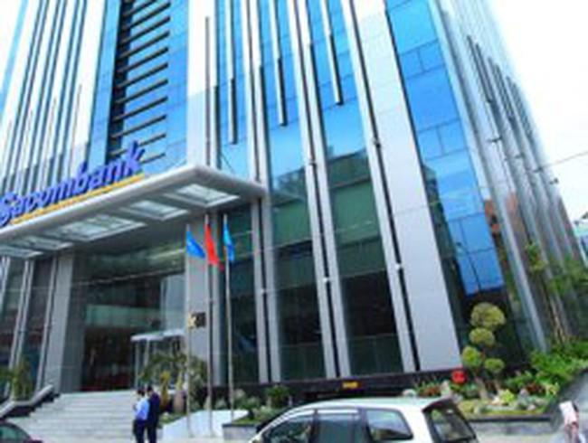 Sacombank: Lợi nhuận quý 2/2013 tăng gần 30% so với cùng kỳ