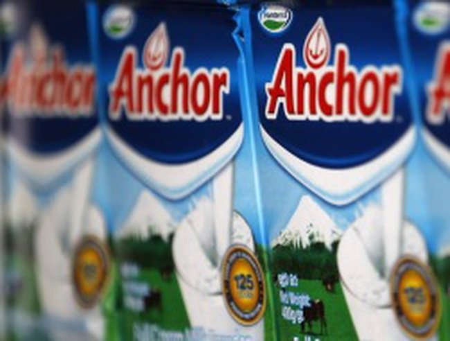Thêm bê bối sữa New Zealand nhiễm nitrate