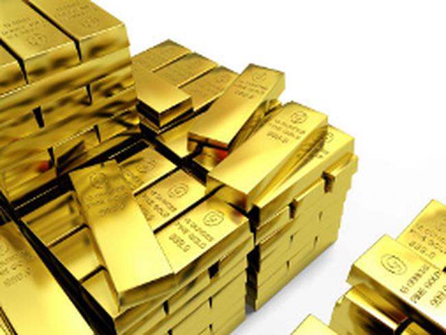 Giá vàng sụt mạnh sau biên bản cuộc họp của Fed