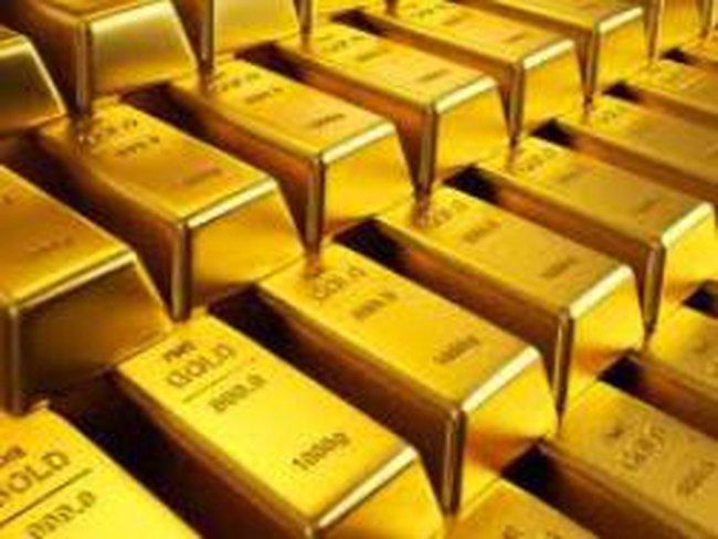 Giá vàng bất ngờ tăng vọt lên sát 1.400 USD/ounce