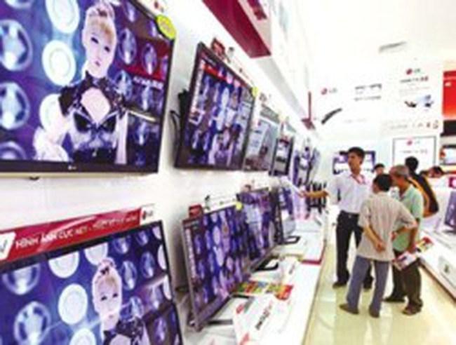 """Thị trường tivi:  Người tiêu dùng đang trong """"mê cung"""""""
