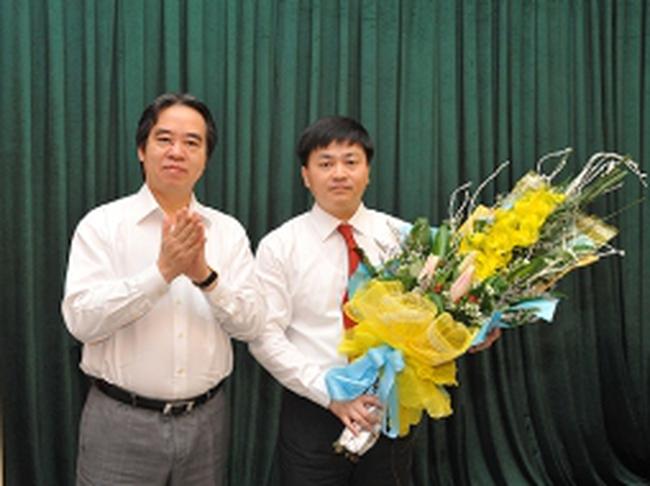Phó TGĐ Vietinbank Lê Đức Thọ được bổ nhiệm làm Chánh Văn phòng NHNN