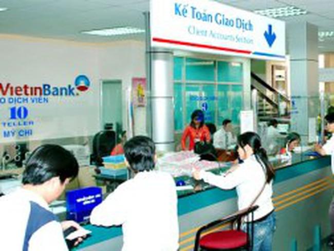 Vietinbank: Cổ đông thông qua chiến lược mở rộng mạng lưới ra nước ngoài