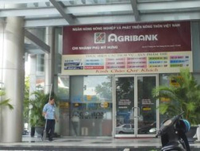 Đề nghị kê biên phát mãi trụ sở Agribank