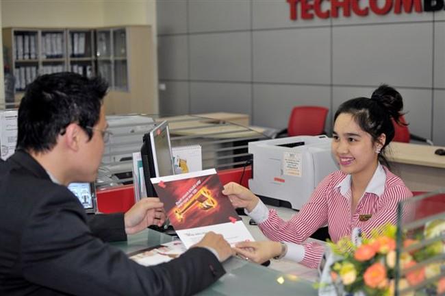 Techcombank, NamABank được giữ hộ vàng