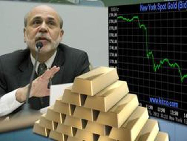 Chủ tịch FED thừa nhận không hiểu rõ về giá vàng