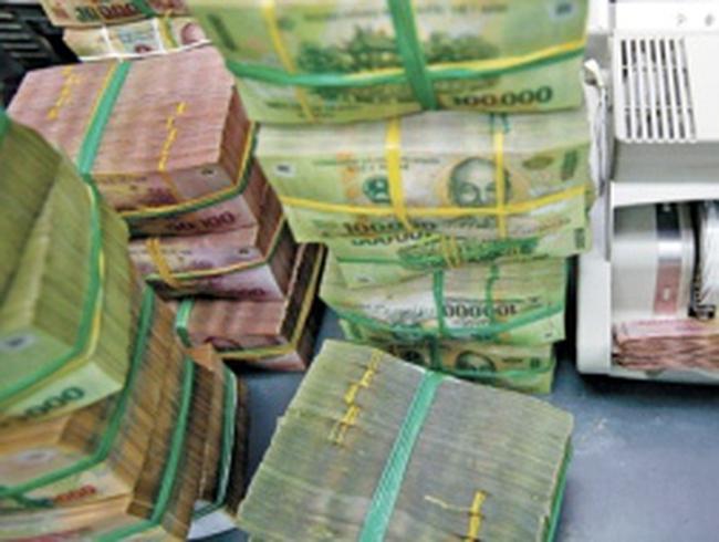 Các ngân hàng cho EVN vay 118.840 tỷ đồng
