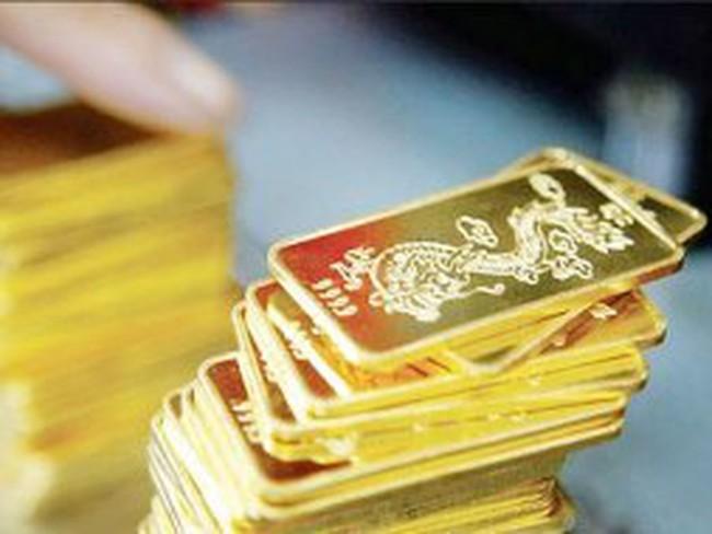 Sáng nay đấu thầu 15.000 lượng vàng