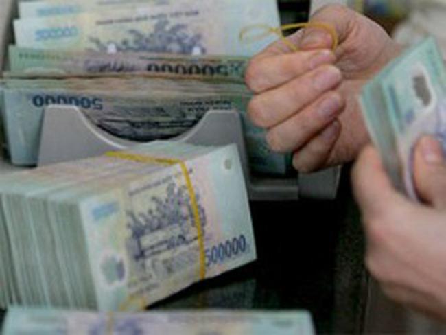 DN tài chính có tỉ lệ nợ xấu cao nhất
