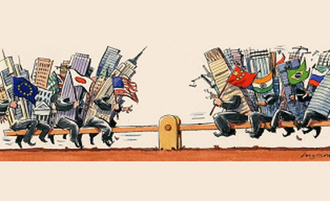 Kinh tế thế giới tiếp tục trên con đường gập ghềnh!