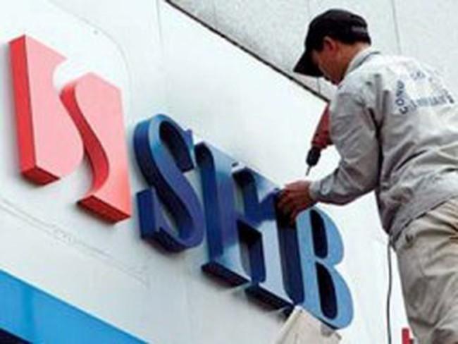 SHB ngổn ngang nợ xấu