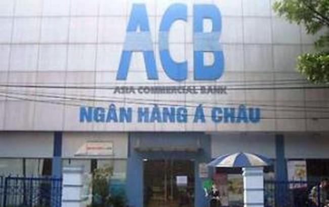Ngân hàng ACB ước đạt 525 tỷ đồng LNTT trong quý 3