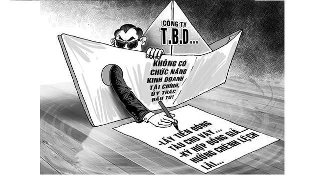 """""""Phù thủy"""" ngân hàng - Kỳ 3: Tham nhũng bậc thầy"""