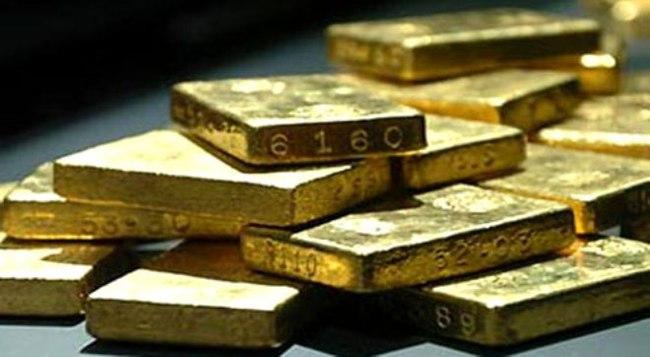 Giá vàng xuống dưới 1.350 USD/ounce