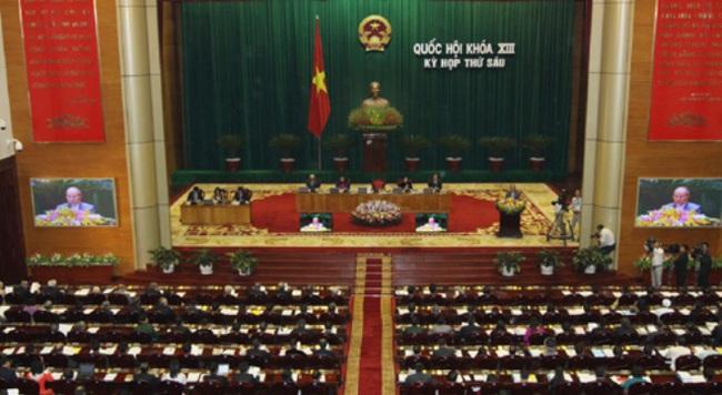 Quốc hội tăng thời gian thảo luận dự thảo Luật Đất đai