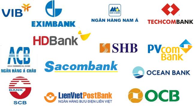 """""""Sức khỏe"""" của các ngân hàng thương mại cổ phần ngày càng lạc quan"""