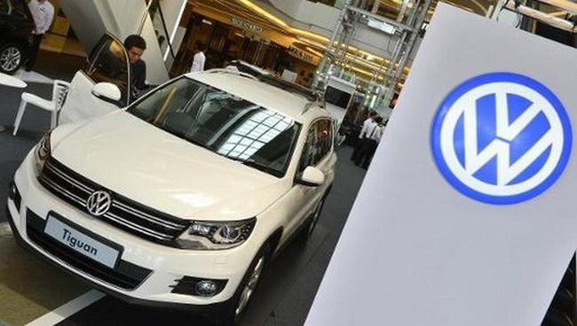 Hãng Volkswagen báo lỗi hơn 207.000 xe hơi ở Trung Quốc