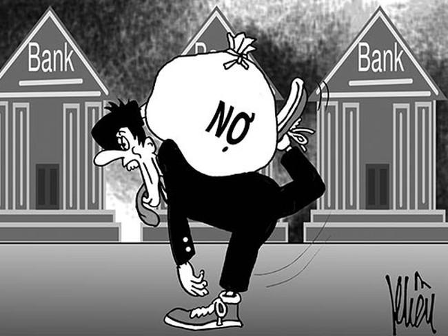 """""""Chạy"""" nợ ngân hàng"""