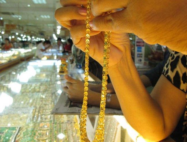Chấn chỉnh thị trường vàng nữ trang, mỹ nghệ