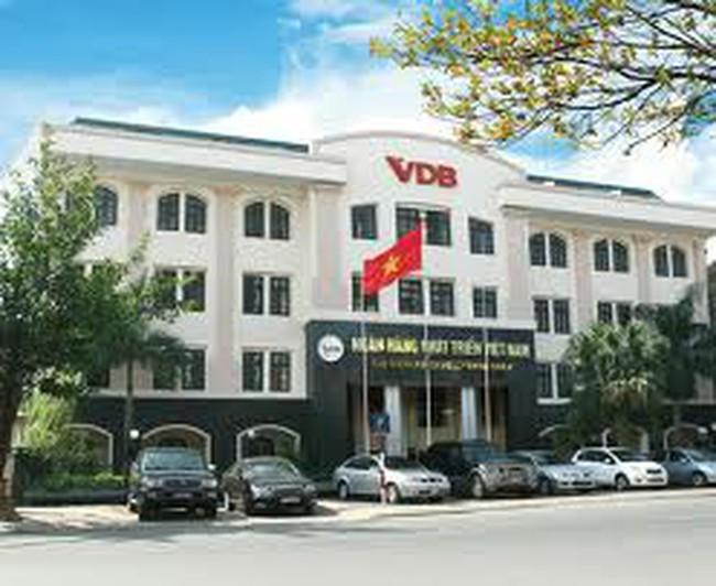 VDB chỉ huy động được 1.050 tỷ đồng trái phiếu