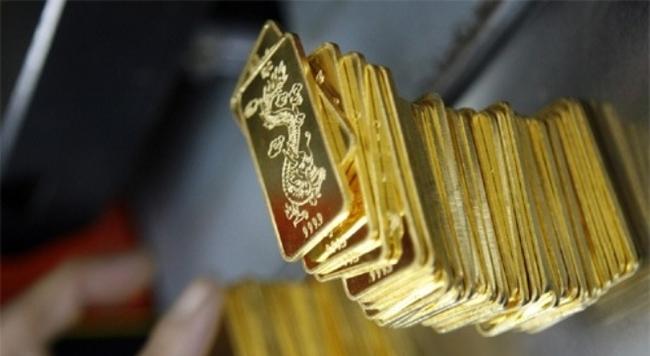 Tháng 11, giá vàng giảm 1,77 triệu đồng/lượng
