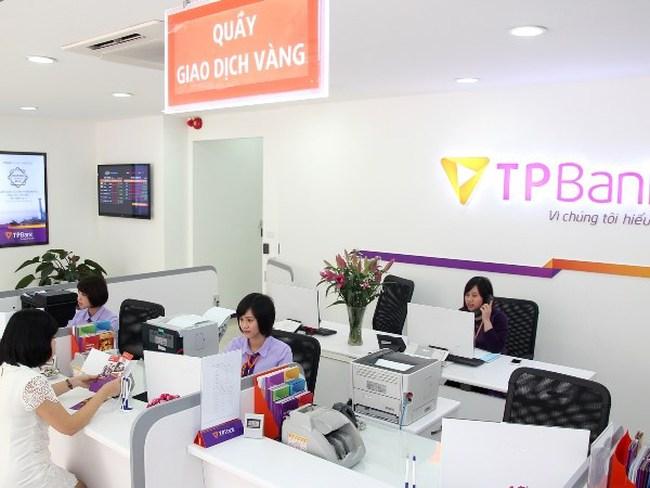 TPBank được chấp thuận thành lập 3 chi nhánh