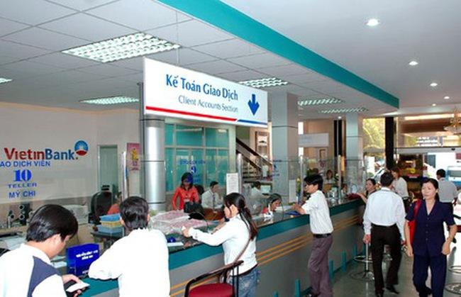 Vietinbank ước đạt 7.700 tỷ đồng lợi nhuận năm 2013
