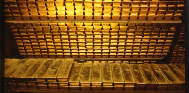 Vàng có năm giảm giá thê thảm nhất kể từ 1981