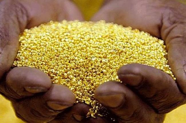 Phát hiện kho vàng siêu lớn dưới đáy Thái Bình Dương