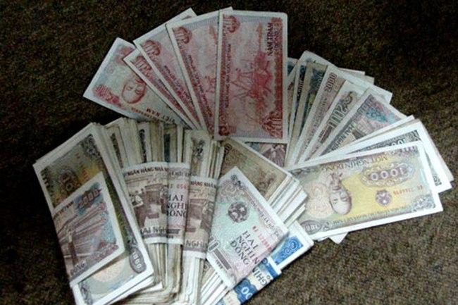 NHNN: Đang tồn kho một lượng lớn tiền mệnh giá dưới 2.000 đồng