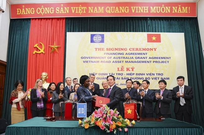 Việt Nam vay WB 250 triệu USD để duy tu tài sản đường bộ