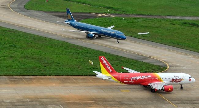 """""""Ông lớn"""" mất lợi thế hay đến thời của hàng không tư nhân?"""