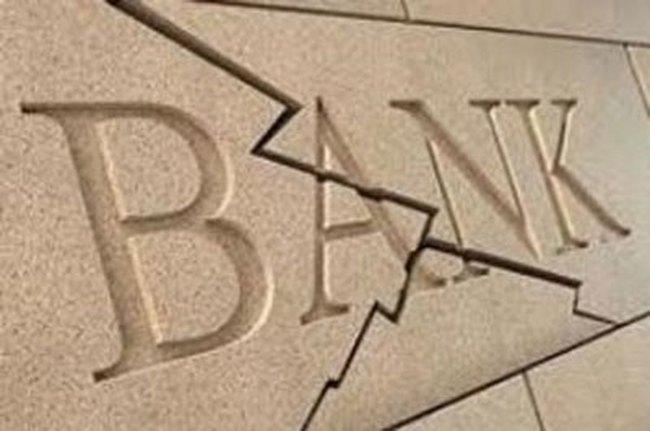 Ngân hàng có thể bị tòa án tuyên bố phá sản